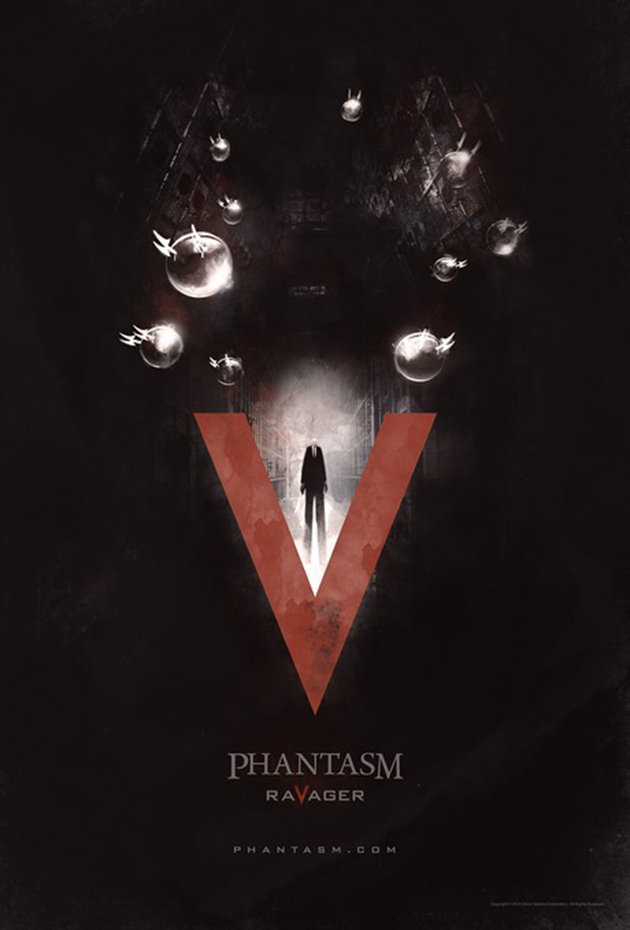 Phantasm V Teaser Poster